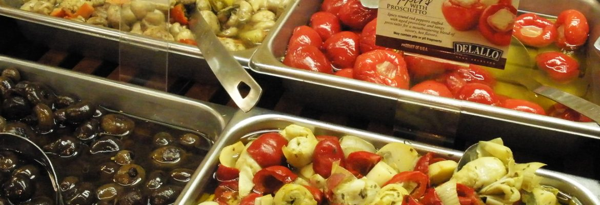 DeLallo Italian Marketplace: Quality Food In Authentic Setting
