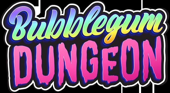 Bubblegum Dungeon Logo